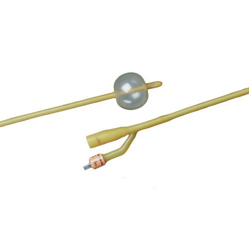 BARDIA® FOLEY CATHETER 2WAY SILICONE ELASTOMER - CathetersPLUS